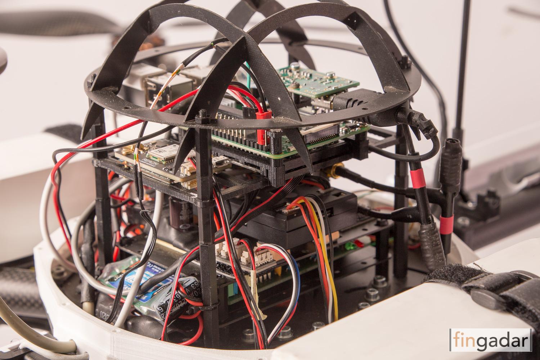 Baubericht: redundanter Hexakopter für professionelle Anwendungen ...